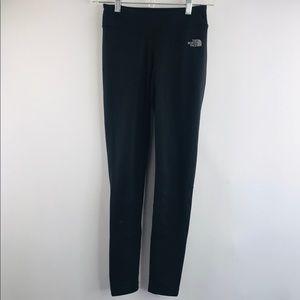 The North Face Black athletic leggings SZ:xs